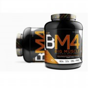 BM4 Big Muscle™ Protein & Oats