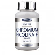 CHROMIUM PICOLINATE 100tabl